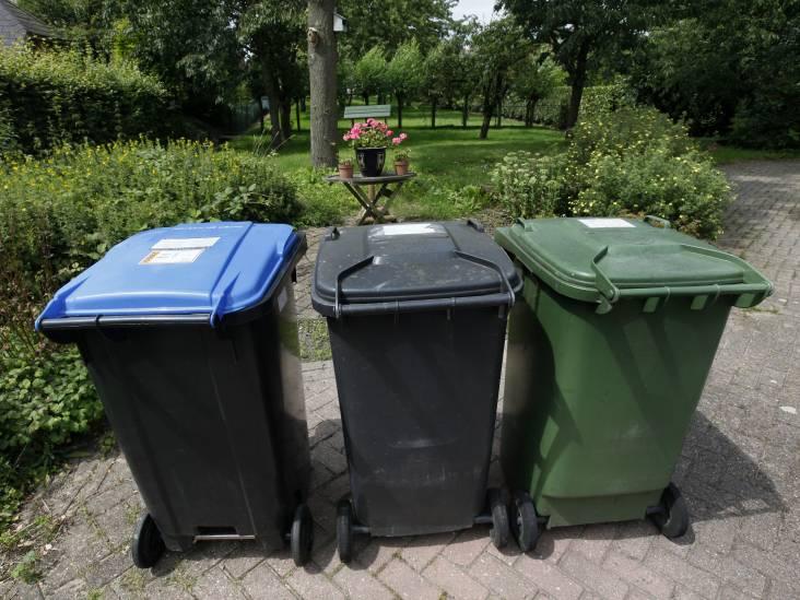 Besluit over nieuwe tarieven voor afval uitgesteld
