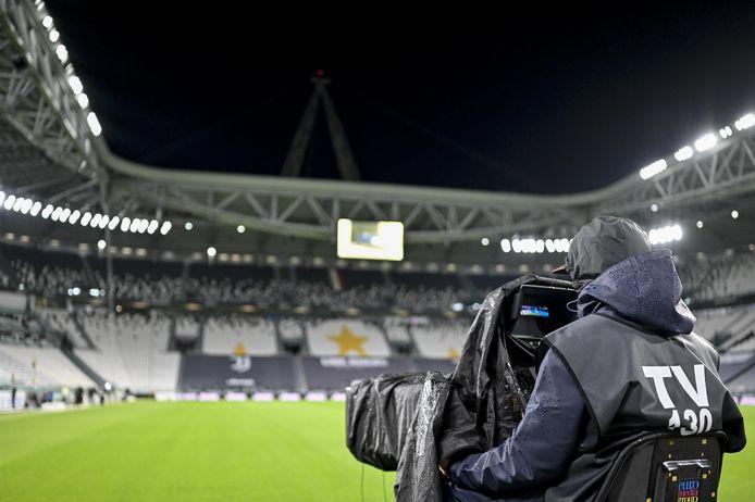 Geen Napoli zondag in het Juventus Stadium.