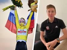 """Tadej Pogacar sur le parcours du Tour 2021: """"J'aurais préféré plus d'arrivées au sommet"""""""