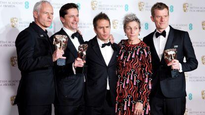 Frances McDormand negeert als enige Time's Up-dresscode tijdens BAFTA's