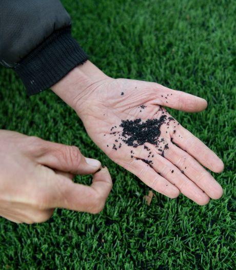 Verbod op rubberkorrels in zicht, Tilburg zoekt oplossing voor kunstgrasvelden