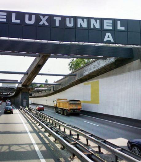 Truckers mogen gehele Beneluxtunnel gebruiken na succesvolle pilot