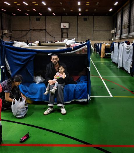 Moldaviërs vertrokken uit gymzaal azc Budel