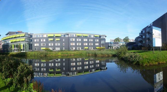 Seniorencomplex De Tweemaster in Maassluis.