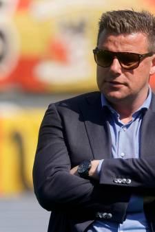 GA Eagles-trainer Stegeman niet blij met probeersel: 'Maar we verliezen door rode kaart'