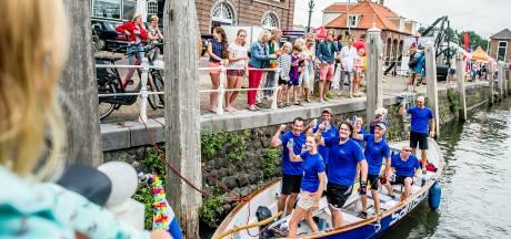 Suppen en chillen tijdens Waterweekend Willemstad