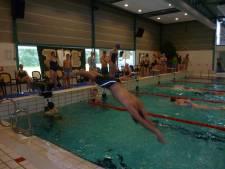 Symbolische dertiendorpenzwemtocht door Meierijstad