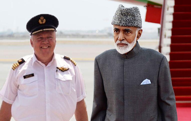 Danny Croon (62) werkte elf jaar in Oman als helikopterpiloot voor de sultan.