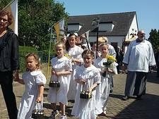 Prachtige processie Lobith, maar de organisatie is moeilijk
