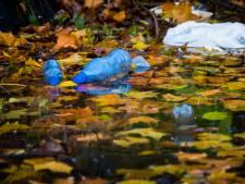 Actie tegen plastic in Haringvliet