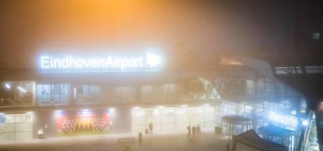 Opnieuw vertragingen op Eindhoven Airport vanwege dichte mist
