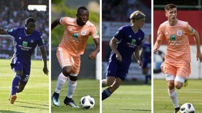 Negen eigen jeugdspelers in eerste ploeg Anderlecht: wie zijn deze paars-witte youngsters?