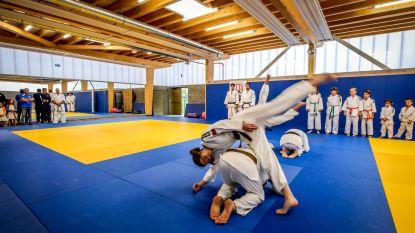 Complex biedt politie én judoka's nieuwe thuis aan