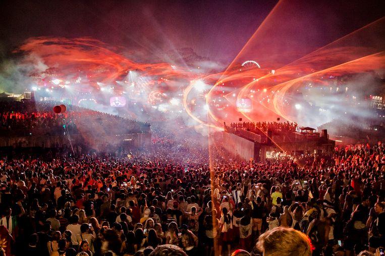 Tomorrowland 2016.