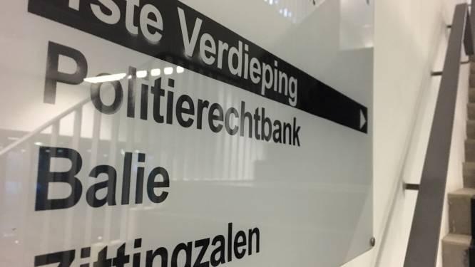 Man terecht voor bedreiging griffier op politierechtbank in Kortrijk