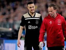 Mazraoui niet met Ajax mee naar Groningen