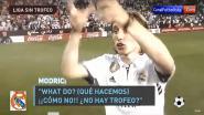 """De verbijstering op het gezicht van Ronaldo's ploegmakkers na landstitel: """"Hoe bedoel je, er is geen trofee?"""""""