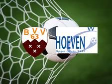BVV'63 royeert speler na incident in wedstrijd tegen Hoeven