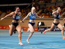 Marije van Hunenstijn heeft vrede met vierde plek op de sprint in haar eigen woonplaats Apeldoorn