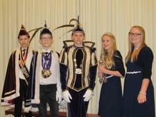 Prins Luc, Prinses Britt en Prins René regeren over Schumersdurp