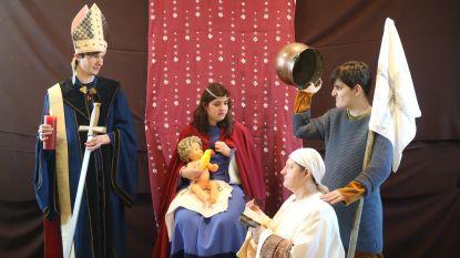 School voor slechtzienden maakt werken van Van Eyck tastbaar