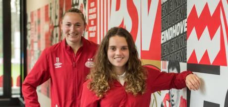 Kuijpers en Coolen jagen op eerste prijs met PSV: 'We worden gezien binnen de club'