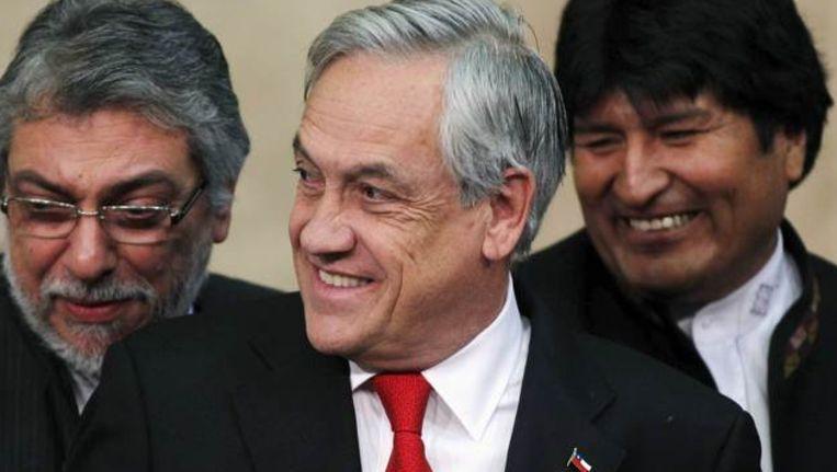 Piñera. Beeld reuters