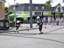 Diepenheim decor voor provinciale brandweerwedstrijden