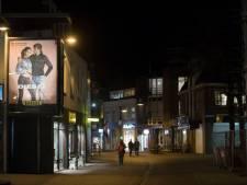 Stille straten op koopavond, behalve in Veenendaal