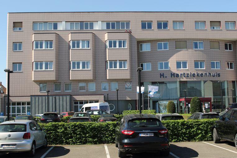 Het Heilig Hartziekenhuis in Mol