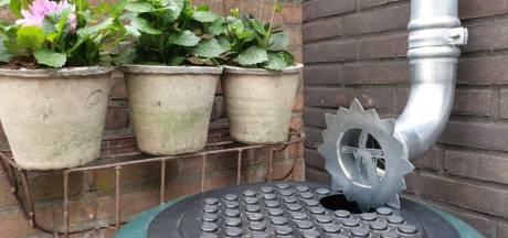 Corsospuwer moet Zundertenaren verleiden om hun regenwater af te koppelen