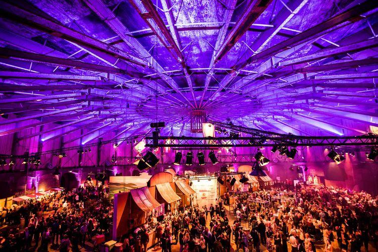 Bij het Amsterdam Wine Festival proef je alle afdronken van het Noordelijk halfrond. Beeld AWF