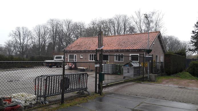 Steunpunt gemeentewerken Yerseke.