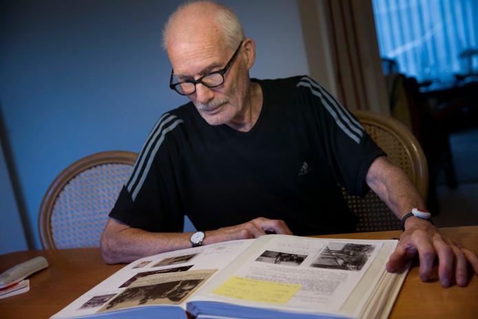 Henk Beekmans haalt herinneringen op aan het bombardement op Eindhoven van 19 september 1944.
