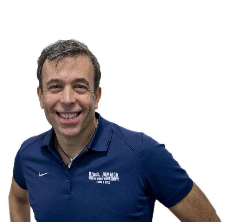 Yannis Pitsiladis, sportfysioloog en geneticus. Beeld RV