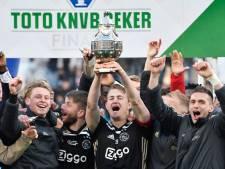 KNVB wil bekerfinale indien mogelijk op 12 juli houden
