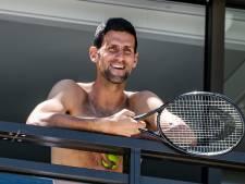 """Djokovic s'explique dans une lettre: """"Mes bonnes intentions ont été mal interprétées"""""""