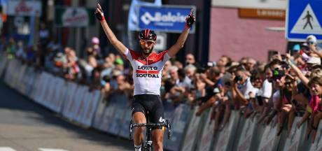 Lotto Soudal grijpt de macht in Ronde van België