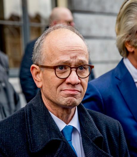 Is PVV-lijsttrekker strafbaar?  Deskundigen twijfelen