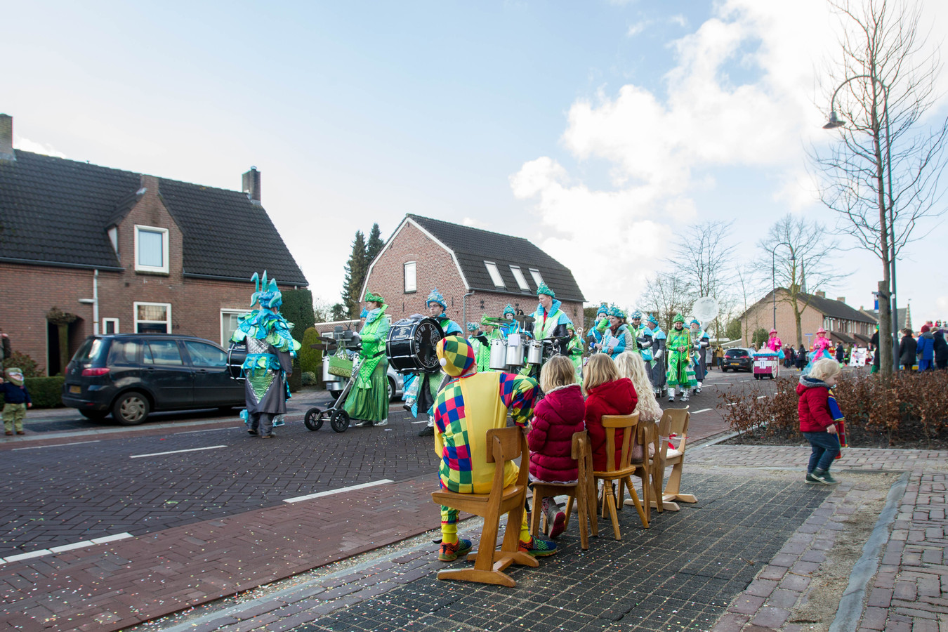 Optocht Stiphout