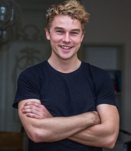Ralph (26) boekt eindelijk succes met veilingsite voor restaurantmaaltijden