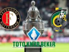 LIVE | Feyenoord trekt meteen ten aanval, Koselev redt op knal Jørgensen