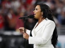 Demi Lovato is hersteld van eetstoornis en eert striemen: 'Nooit gedacht dat dit kon'
