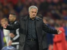 Mourinho pareert kritiek: 'Jullie zitten in andere sport'
