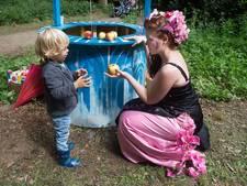 Fluisterbos Mechteld ten Ham een feest voor kinderen