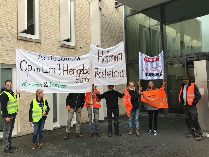 Windmolenprotest in de gemeente Bronckhorst