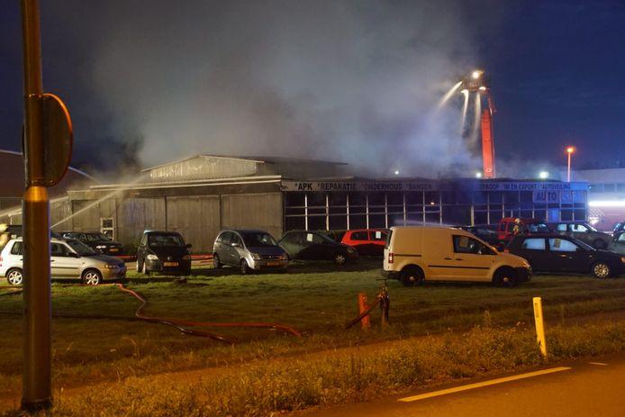 Brand in Eibergen