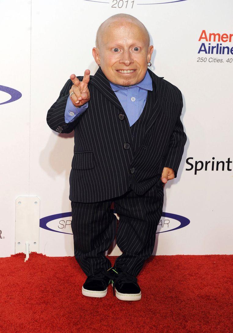 Verne is bekend als Mini Me uit de 'Austin Powers'-films.