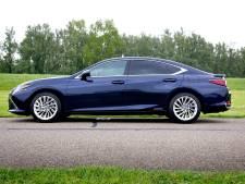 Test Lexus ES: dat kan beter