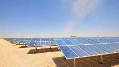 Saoedi-Arabië wordt grootste producent van zonne-energie in de wereld